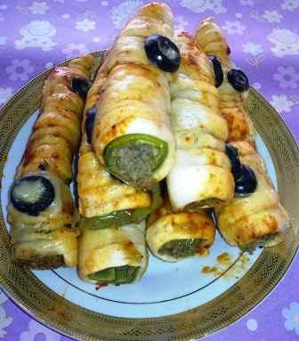 صورة اكلات ليبية رمضانية
