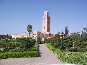 صور مساحة وعدد سكان المغرب العربي