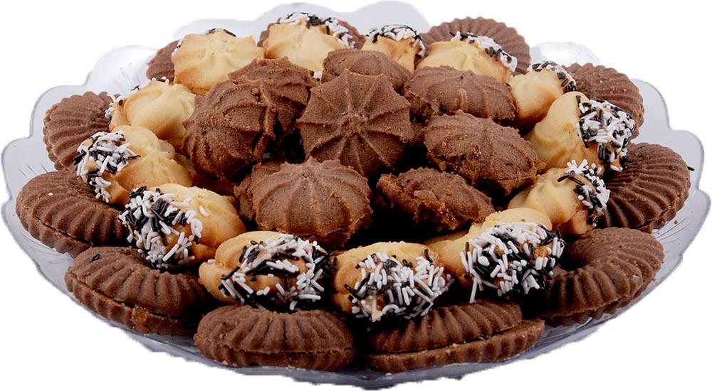 طريقَة  عمل بيتيِ فور بالشوكولاته
