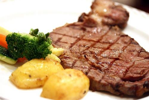 صوره طريقة تحضير ستيك لحم
