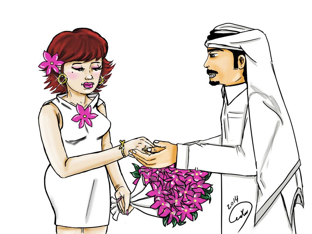 صوره هل الزواج مكتوب ام لا