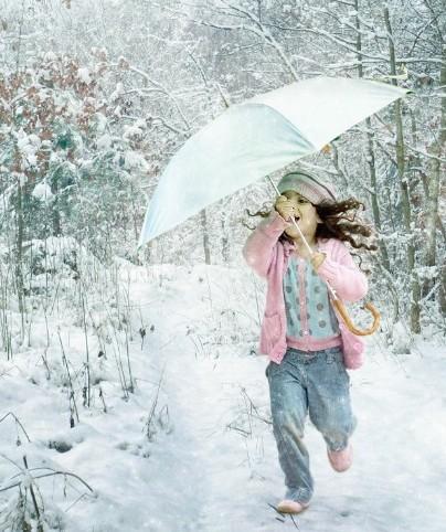 صور فصل الشتاء تعبير