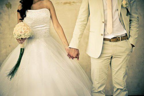 صور الزواج في السماء قبل الرض , الزواج رزق من الله