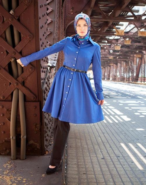 ربطات حجاب تركية 2017 لفات تركية للبنات المحجبة 2017
