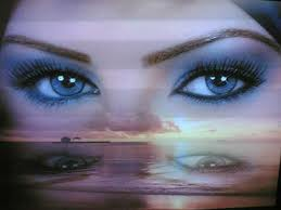 صورة شعر عن جمال العينين , اجمل ما قال عن العيون