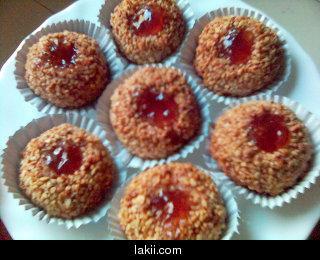 صورة الحلويات الجزائرية بالصور, سهلة جدا