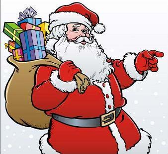 صورة صور بابا نويل 2019 , لرس السنة