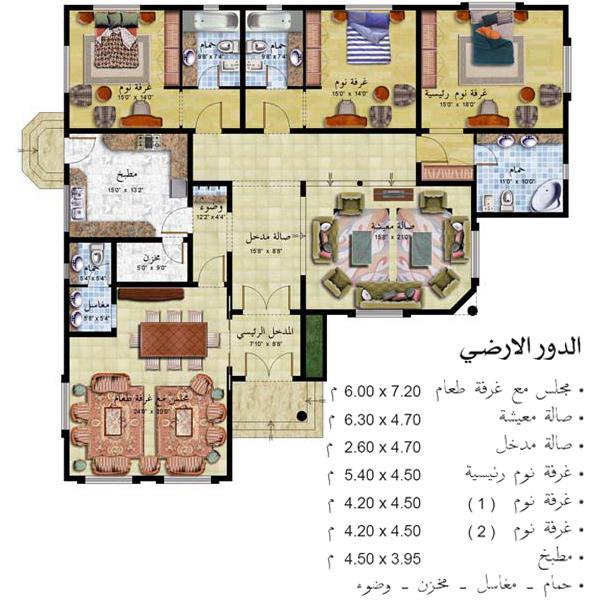 صور تصميم منازل , تصميم فيلات بالصور