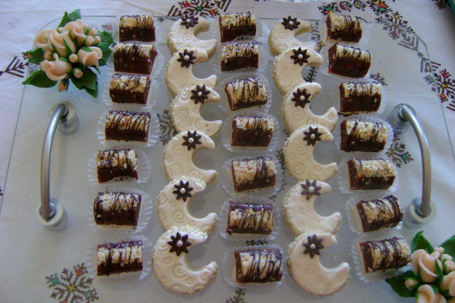 صورة حلويات العيد السورية , اكلات سورى