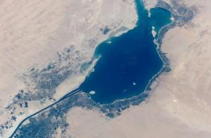 صور ين تقع البحيرة المرة الصغرى والكبرى,تعرفوا معنا على اماكنها