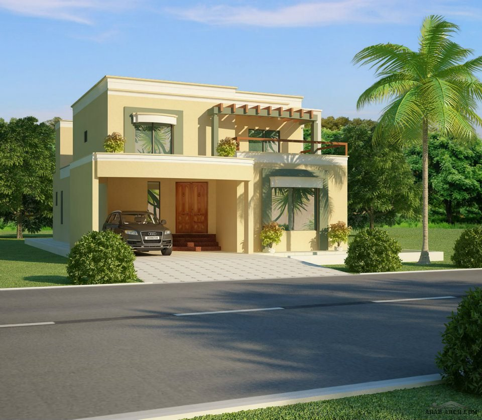 Wonderful And Unique Design For Your Home: منازل بسيطة وجميلة