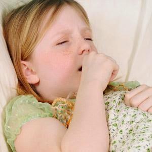 صور علاج السعال للطفال