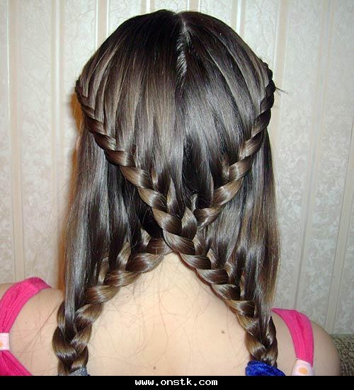 صور تسريحات الشعر للبنات