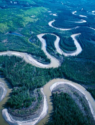 صوره اطول نهر فى العالم