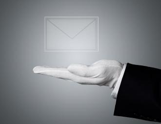 صور كيف تكتب رسالة