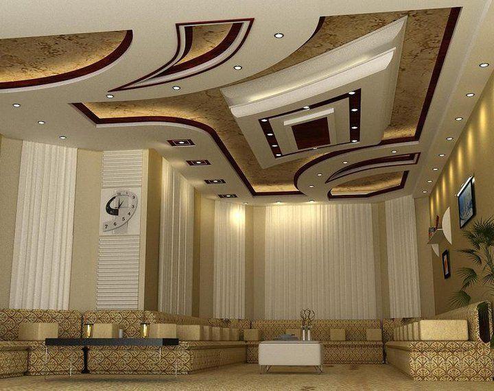 صور ديكور اسقف صالات