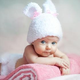 صور دعاء المولودة الجديدة