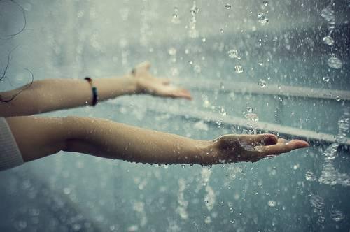 صور شعر للمطر