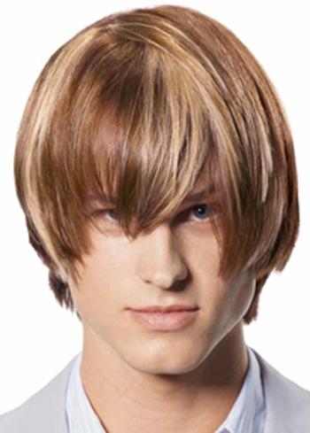صور كيفية ترطيب شعر الرجال