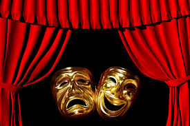 صور المسرح ومكوناته