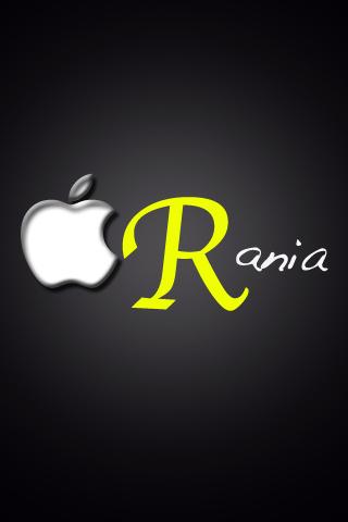 صورة دلع اسم رانيا