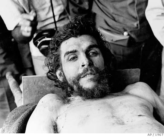 صورة متى توفي تشي جيفارا