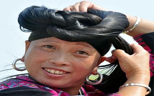 صور ماء الارز لتطويل الشعر