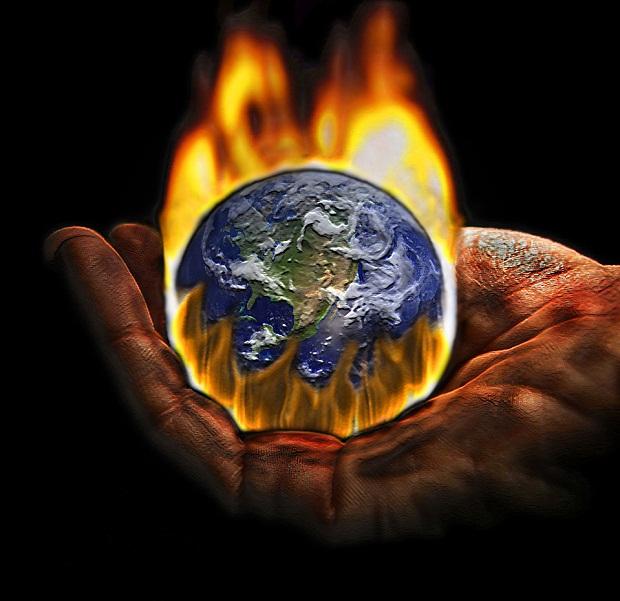 صورة الاحتباس الحراري