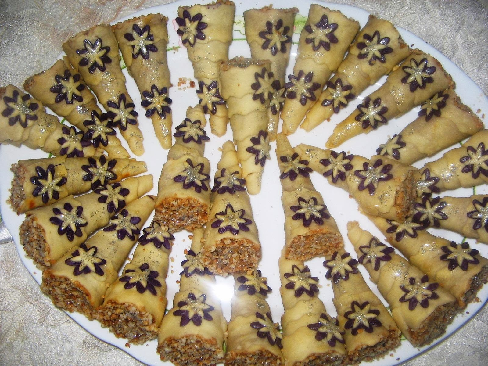 صور حلويات جزائرية جديدة