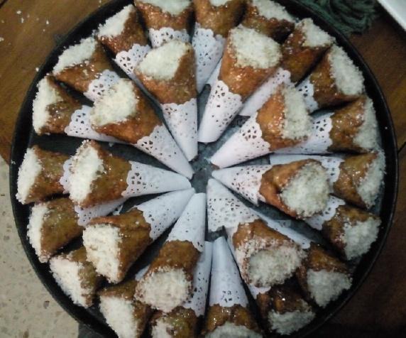 صورة حلويات جزائرية جديدة