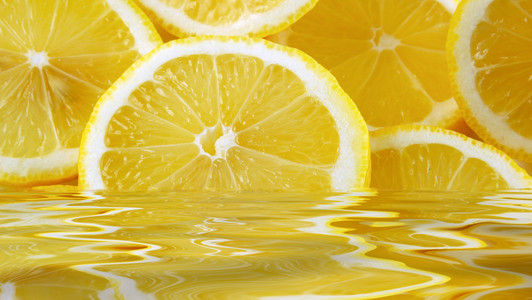 صورة فائدة الكمون وشرائح الليمون