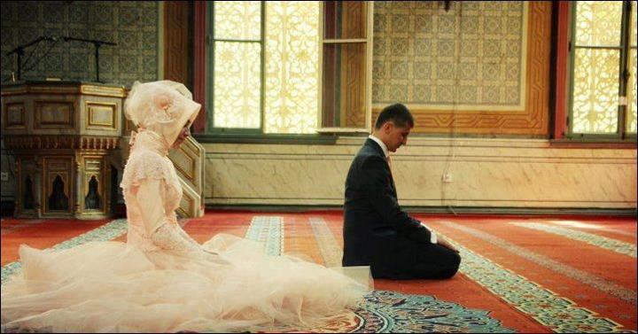 صوره دعاء الدخول بالزوجة