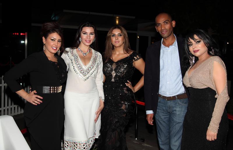 صورة مهرجان دبي السينمائي ، مجموعة صور فنانين فى مهرجان دبى السينمائى