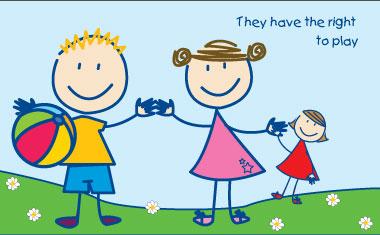 صورة مقالة عن حقوق الطفل