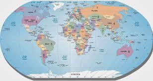 صور اكبر دول العالم مساحة