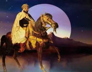 صورة شعر ابو فراس الحمداني غزل