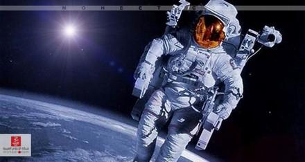 صور عالم تحول الى رجل فضاء