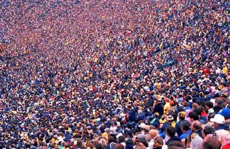 صور كم عدد سكان العالم