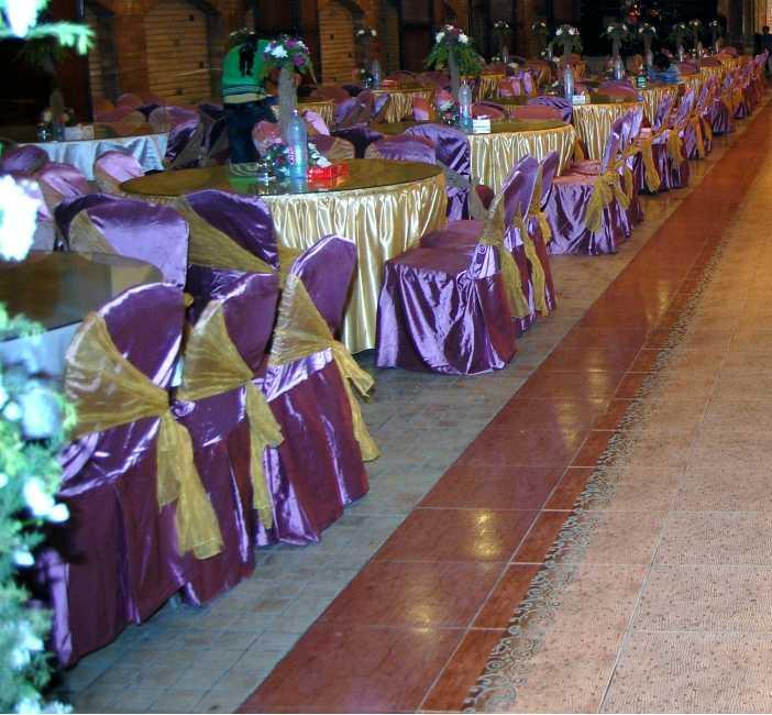 صورة كيف تكون ليلة العرس