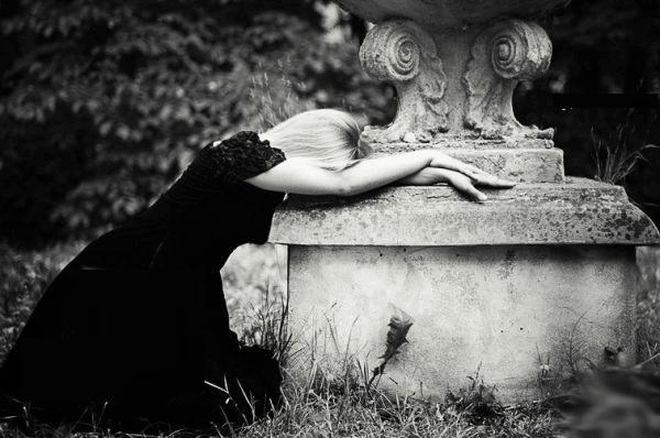 صورة كلمات حزن الفراق والموت