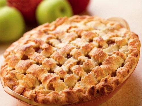 صور طريقة عمل فطيرة التفاح