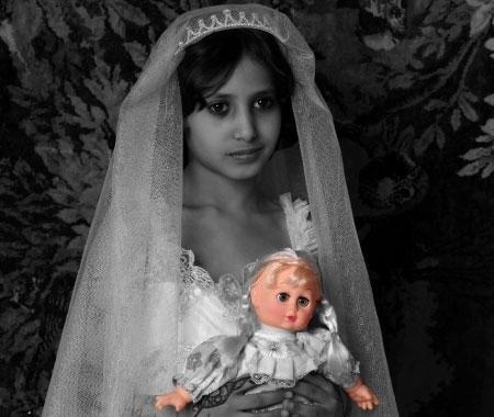 صوره موضوع زواج القاصرات
