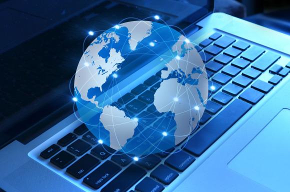 صوره مقال علمي عن الانترنت