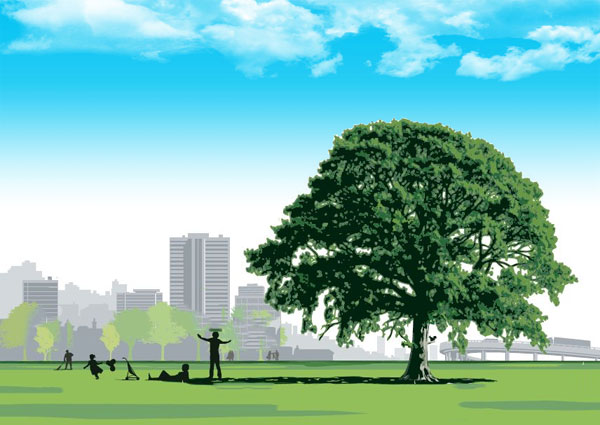 فوائد ألشجار