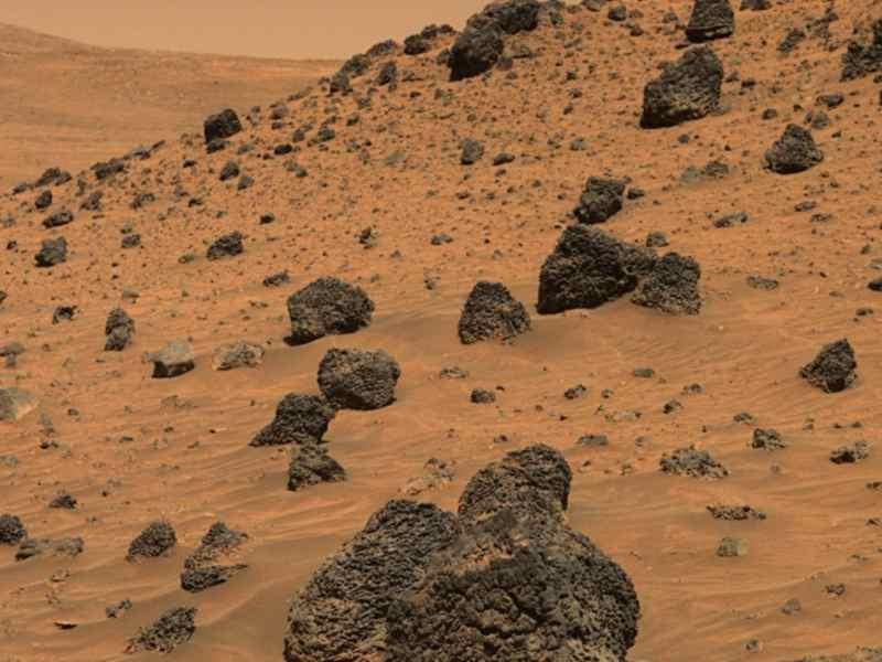 صورة تعريف الصخور البركانية