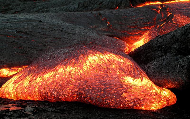 صور تعريف الصخور البركانية
