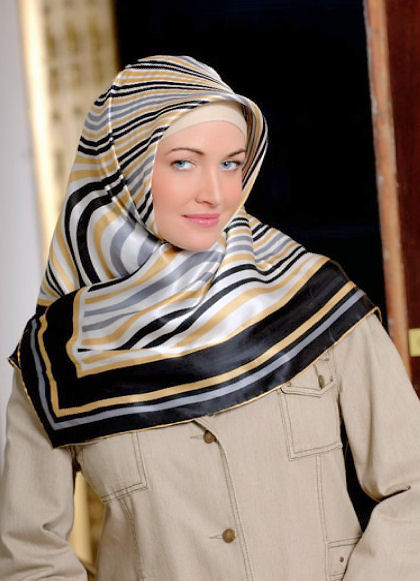 صور الحجاب التركي