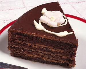 صور طريقة صنع الكاتو بالشوكولا