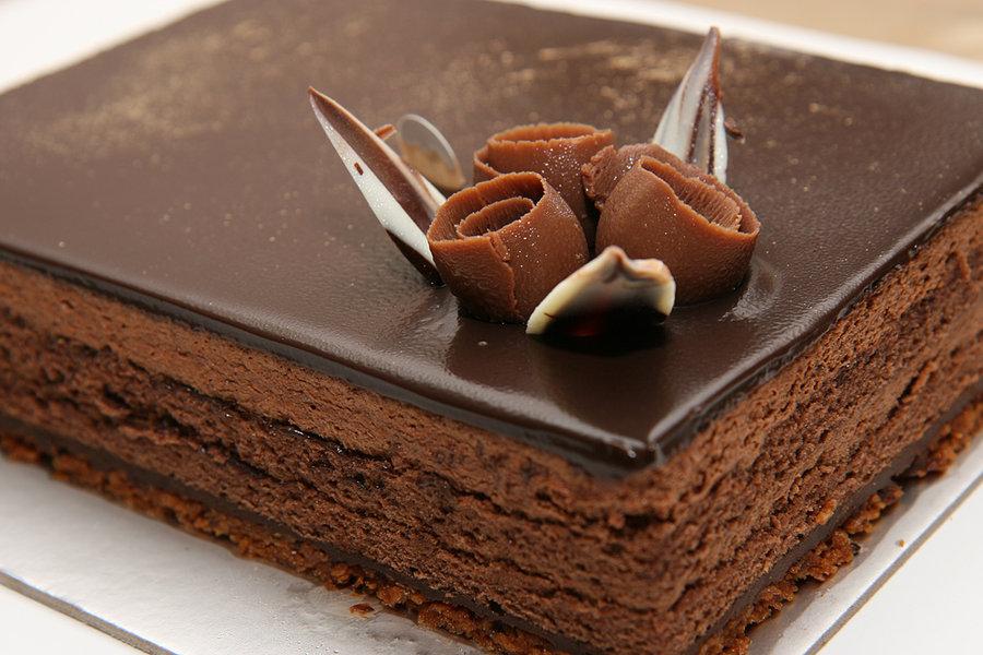 صور طريقة عمل كيك بالشوكولاته بالصور