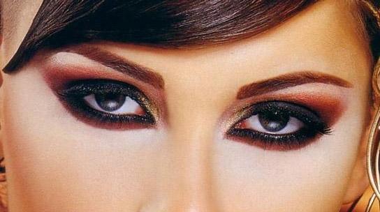 صور جمال العيون السوداء